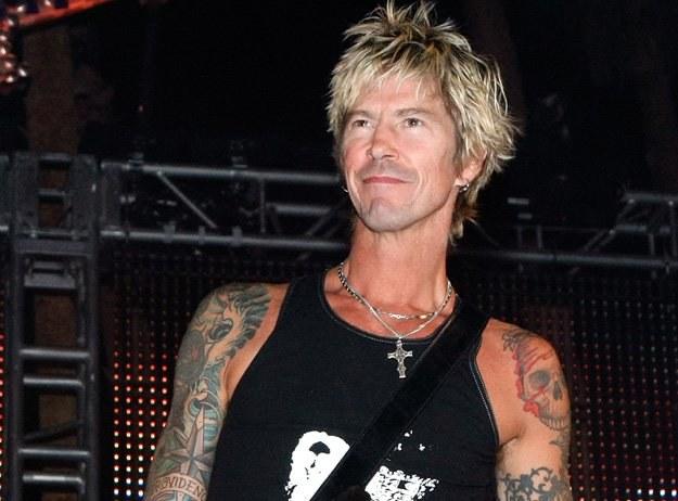 Duff McKagan urodził się w 1964 roku w Seattle - fot. Ethan Miller /Getty Images/Flash Press Media