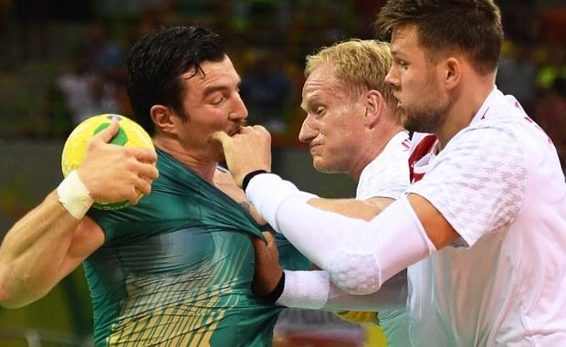 Dujszebajew po przegranej z Brazylią: Musimy myśleć o wyjściu z grupy, a nie medalach