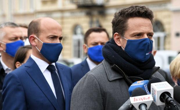 Dulkiewicz: Budka to dobry polityk. Ale większe zaufanie budzi Trzaskowski