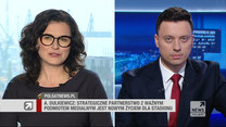 """Dulkiewicz w """"Gościu Wydarzeń"""": Trzaskowski nie uchyla się od odpowiedzialności"""
