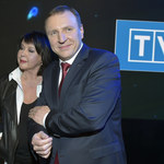 Dumny Jacek Kurski bryluje na prezntacji ramówki TVP!