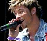Duncan James (Blue) /AFP