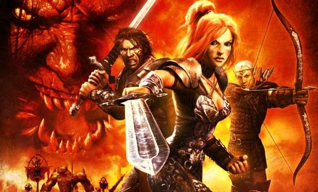 Dungeon Siege - motyw graficzny /Informacja prasowa