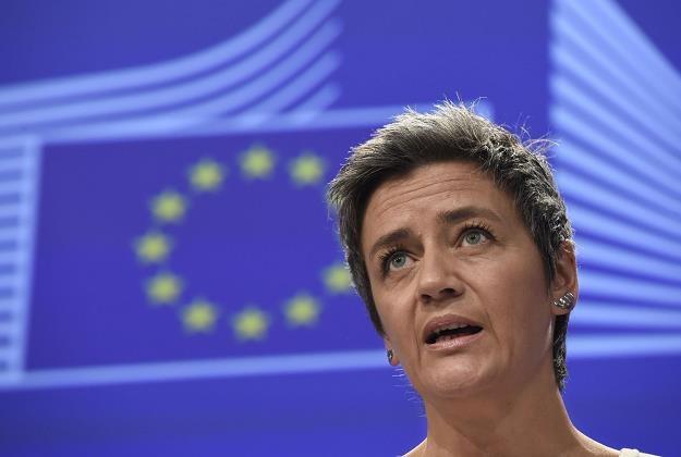 Dunka - Margrethe Vestager bierze się za Gazprom /PAP/INTERIA.PL