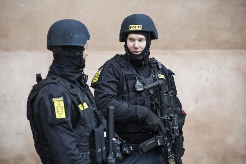 Duńska policja aresztowała desperata (zdjęcie ilustracyjne) /AFP