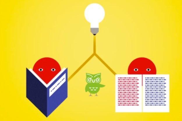 Duolingo i nauczy, i przetłumaczy /materiały prasowe
