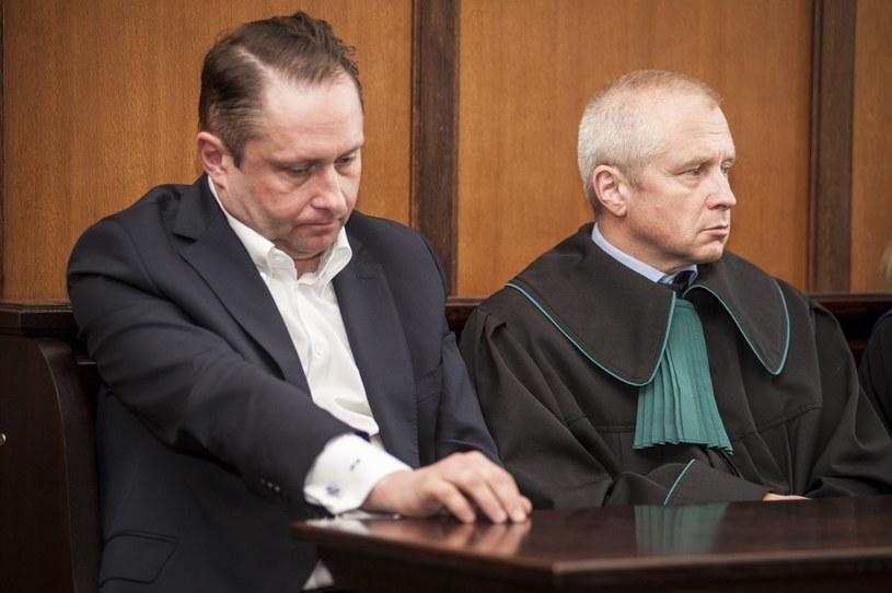 Durczok w sądzie /- /East News