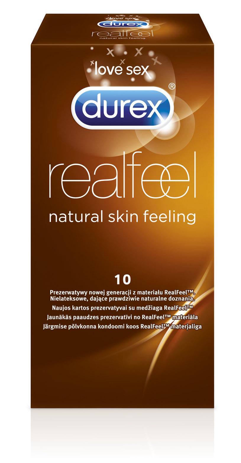 Durex Real Feel /materiały prasowe