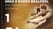 Durex RealFeel - poczuj się jak olimpijczyk we własnym łóżku