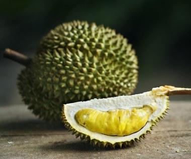 Durian: Cenne właściwości kontrowersyjnego owocu