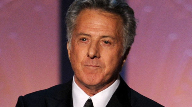 Dustin Hoffman przenosi się teraz na mały ekran / fot. Kevin Winter /Getty Images/Flash Press Media