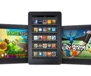 Duża aktualizacja dla Amazona Kindle Fire