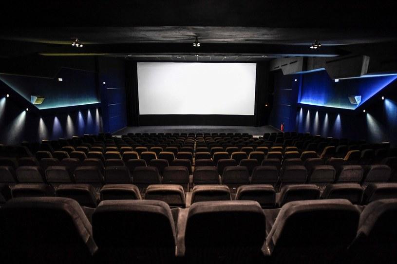 Duże kina czekają na wytyczne /AFP