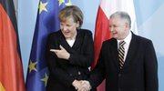 Dużo ironii po wizycie Kaczyńskiego