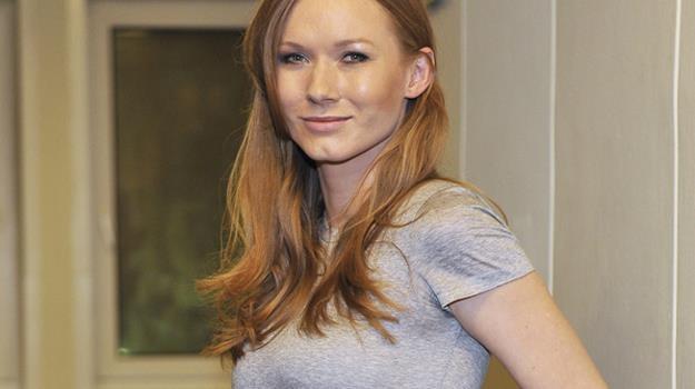 Dużo się dzieje - aktorka cieszy się, że zaczęła wreszcie dostawać propozycje filmowe / fot. Niemiec /AKPA