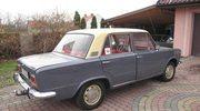 Duży Fiat ma już 45 lat. Pamiętasz go?