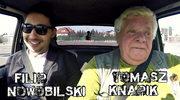 """Duży w """"maluchu"""": Tomasz Knapik"""
