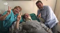 DW Stories: Przeżyła spektakularny wypadek. Wraca na tor