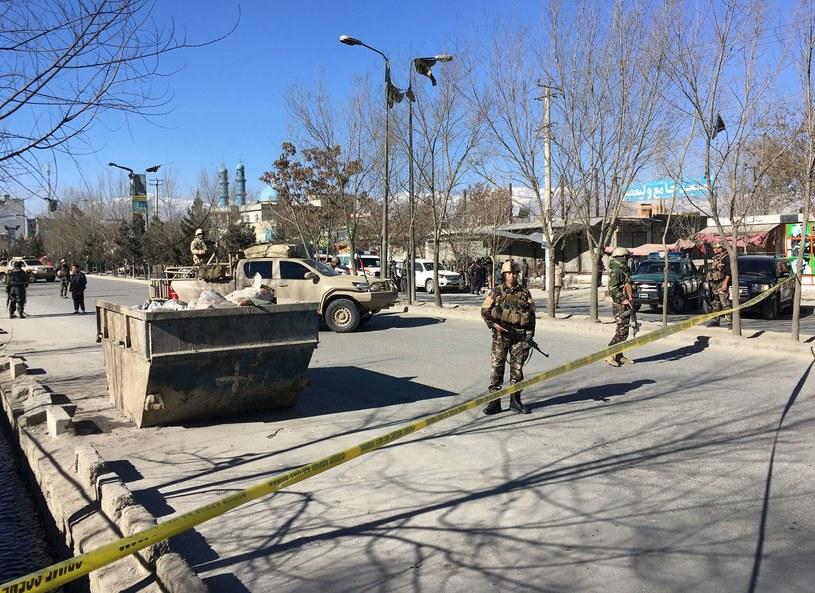 Dwa ataki w Kabulu /SHAH MARAI /AFP