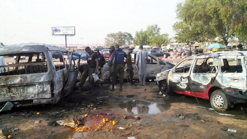 Dwa dni wcześniej doszło do podobnego incydentu w mieście Kano /PAP/EPA