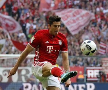 Dwa gole i kontuzja Roberta Lewandowskiego! Bayern Monachium - Borussia Dortmund 4-1