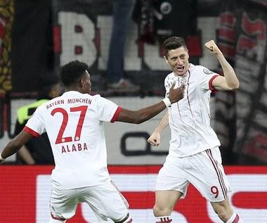 Dwa gole Lewandowskiego, Bayern w finale Pucharu Niemiec!
