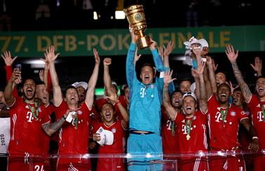 Dwa gole Lewandowskiego w finale. Puchar Niemiec dla Bayernu!