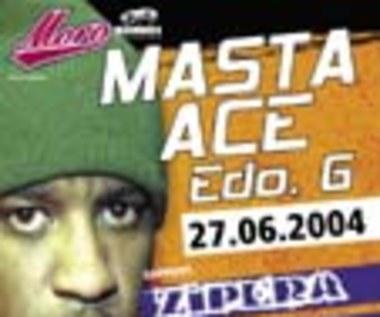 Dwa koncerty Masta Ace i EDO.G