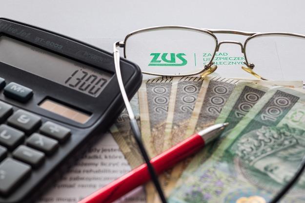 Dwa lata na złożenie wniosku o umorzenie składek na ZUS. Fot. Arkadiusz Ziółek /Agencja SE/East News
