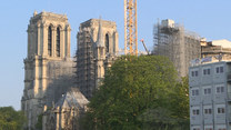 Dwa lata po pożarze. Tak wygląda odbudowa katedry Notre Dame