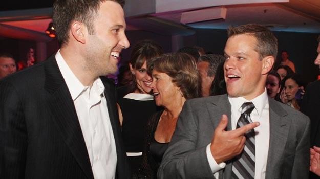 Dwa przyjaciele znów wystąpią we wspólnym filmie - fot. Kevin Winter /Getty Images/Flash Press Media