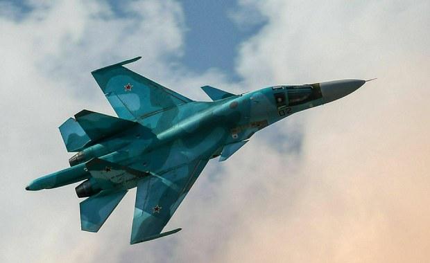 Dwa rosyjskie bombowce zderzyły się w powietrzu
