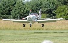 Dwa samoloty zderzyły się w Łososinie. Żaden nie znajdował się w powietrzu