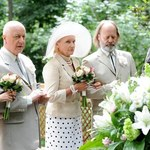 Dwa śluby nad rozlewiskiem