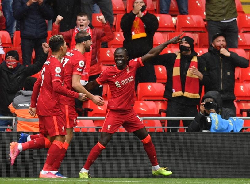 Dwa trafienia Sadio Mane zapewniły Liverpoolowi zwycięstwo nad Crystal Palace i awans do Ligi Mistrzów! /PAP