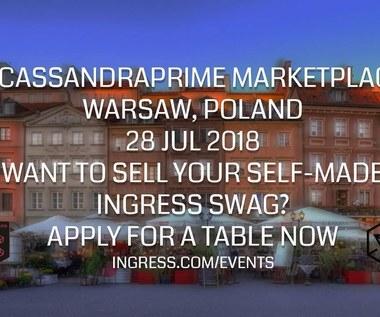 Dwa tysiące graczy spotka się w Warszawie na wydarzeniu Ingress