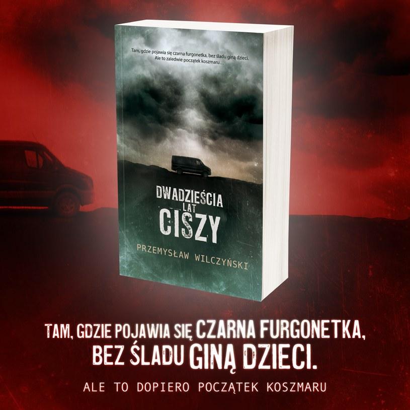 Dwadzieścia lat ciszy, Przemysław Wilczyński /INTERIA.PL/materiały prasowe