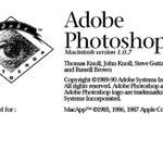 Dwadzieścia lat Photoshopa