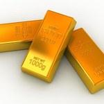 Dwadzieścia sztabek fałszywego złota