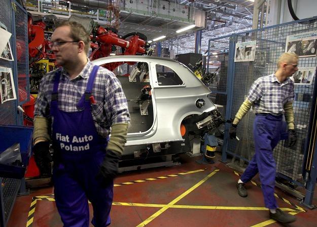 Dwaj kooperanci Fiata zwolnią w Tychach ok. 290 osób /AFP
