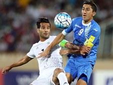Dwaj piłkarze Iranu wykluczeni z drużyny za grę z Izraelem