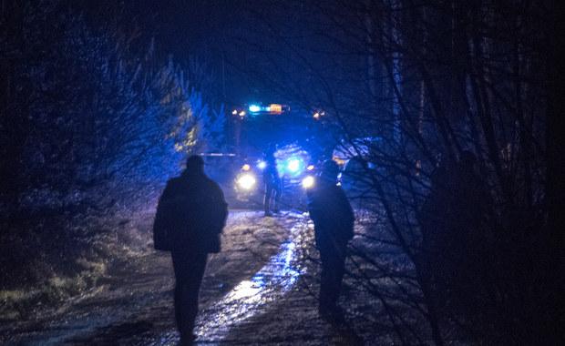 Dwaj policjanci potrąceni w Lubuskiem. Trwa obława na sprawców
