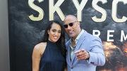 Dwayne Johnson jest dumny z córki, która została wrestlerką