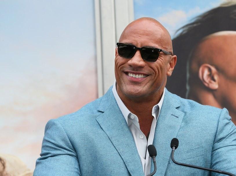 Dwayne Johnson ma się z czego cieszyć /Jean Baptiste Lacroix /Getty Images