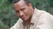 Dwayne Johnson wychowuje