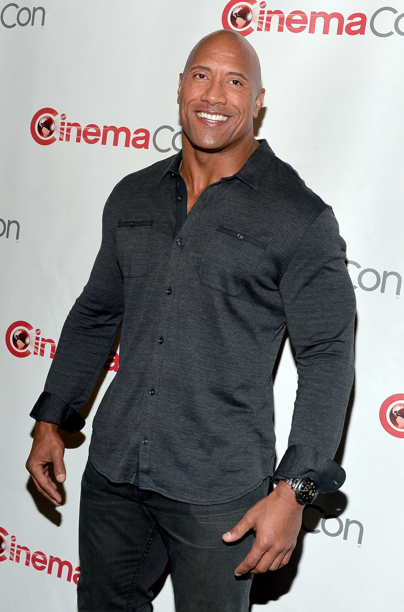 Dwayne Johnson /Alberto E. Rodriguez /Getty Images