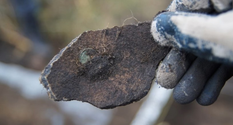 Dwie doby wystarczyły, by w rękach archeologów znalazł się skarb. /Instytut Archeologii i Etnologii PAN /facebook.com
