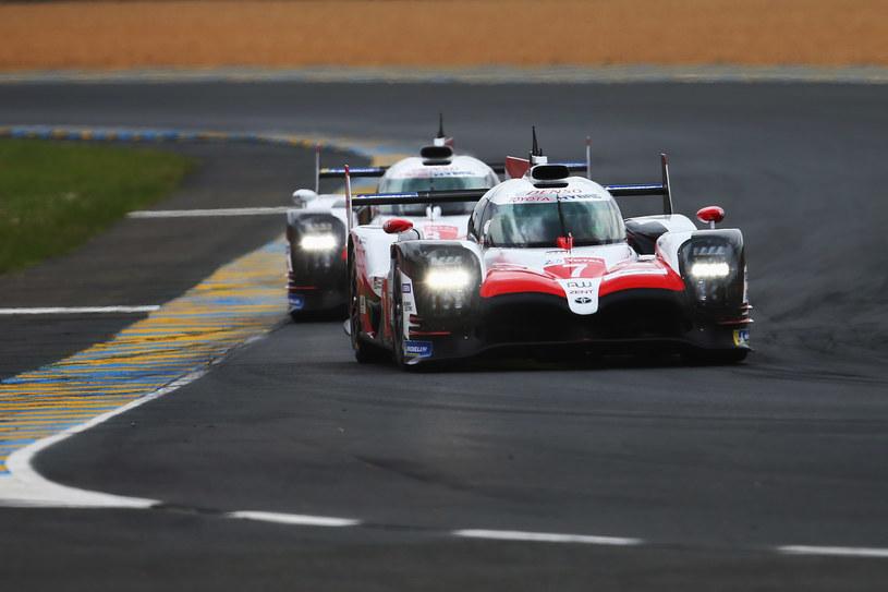 Dwie hybrydowe Toyoty zajęły dwa pierwsze miejsca /Getty Images