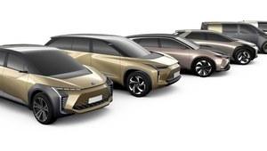 Dwie nowe elektryczne Toyoty dla Chin
