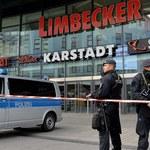 Dwie osoby zatrzymane w związku z planami zamachu w centrum handlowym
